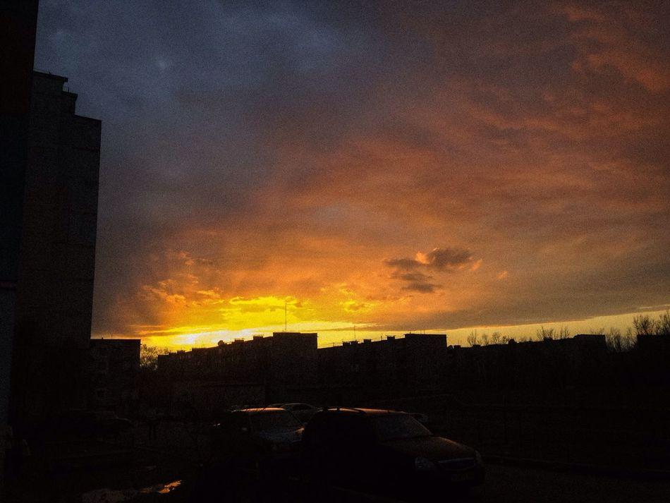 Jezkazgan Sunset Justenjoy