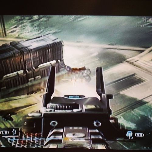 Scoped out on TitanFall Howedoit