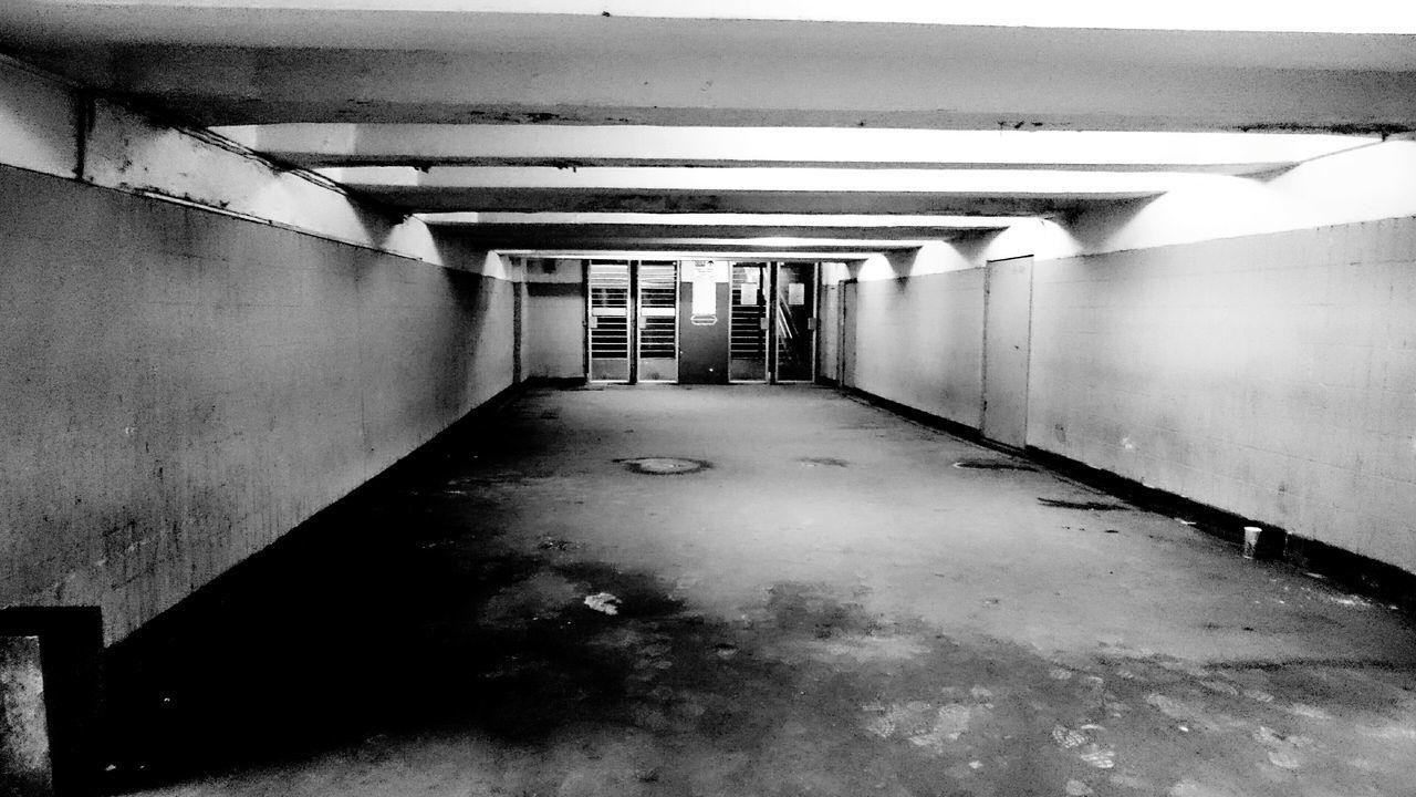 Underground City Metropolitan Viborgskaya Closed Underground Level