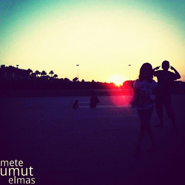Summer Summertime Sunset Sundown Children Fun Beautiful Followme Follow Followforquality
