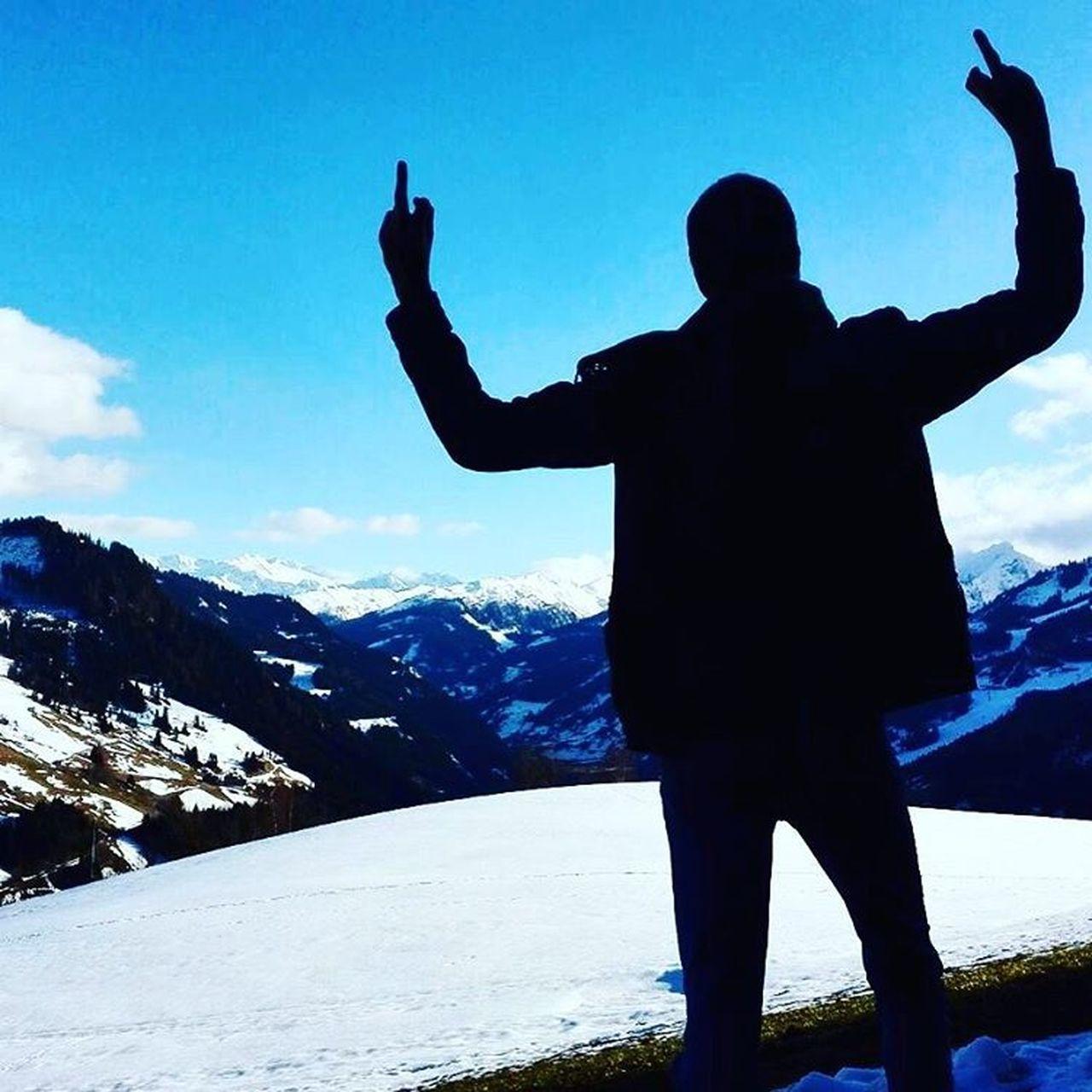 Autria Oesterreichisch Snow Skiing Fuckyeah