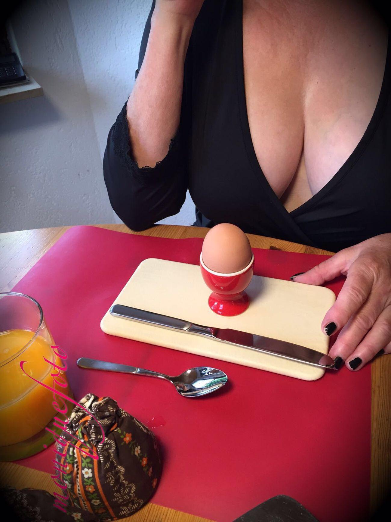 Frühstück bei/mit Monique. Schönen Sonntag ihr Lieben. 💕💗 Monique52 Frühstück Lecker ❤ Frühstücksei Käffchen Trinken