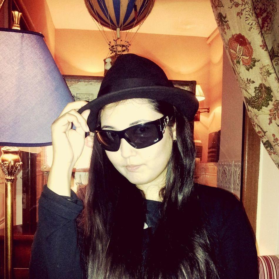 The Blues Brothers style ;-) That's Me Hat кручетолькояйца шляпа и очки арома алматы