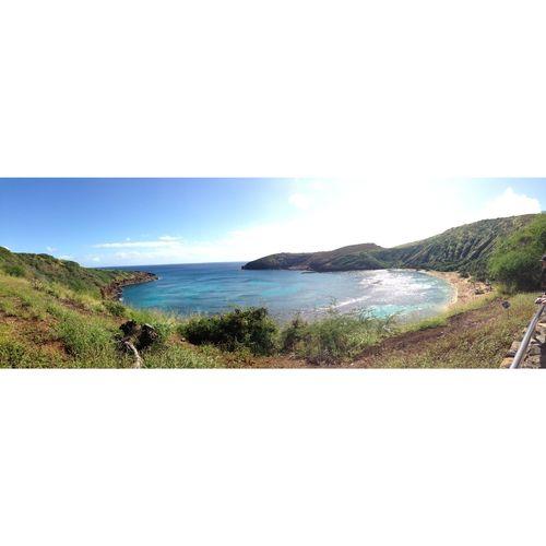 Hanauma bay! Sea Hanauma Bay Hawaii Bay #beach