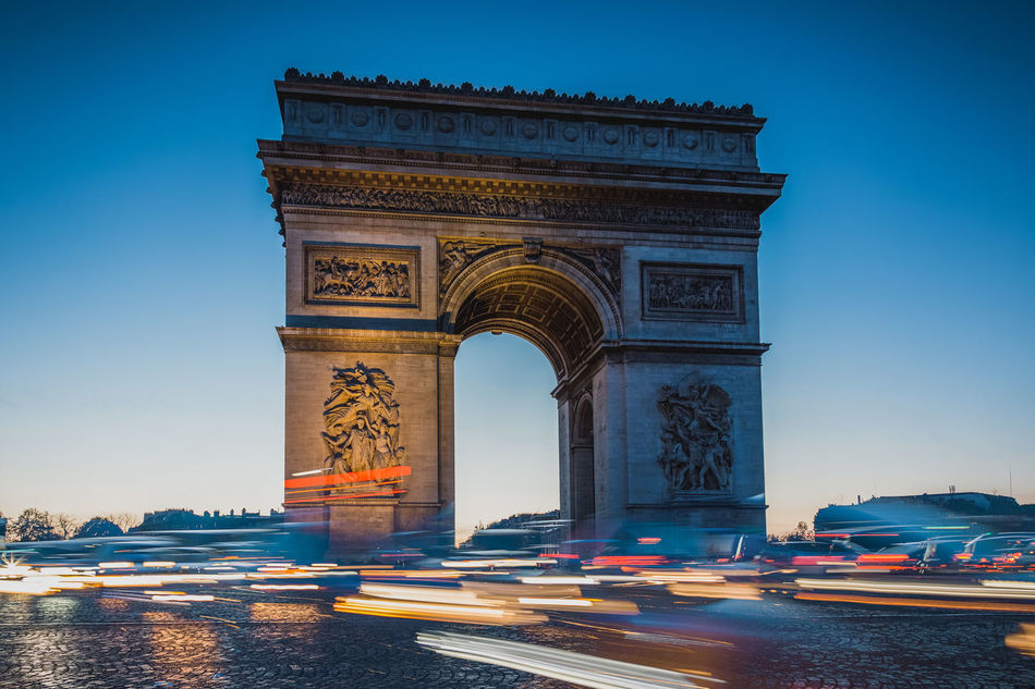 Beautiful stock photos of war,  Arch,  Architecture,  Blue,  Blurred Motion