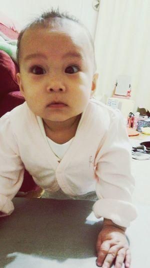 Cute Baby Cute Cute❤