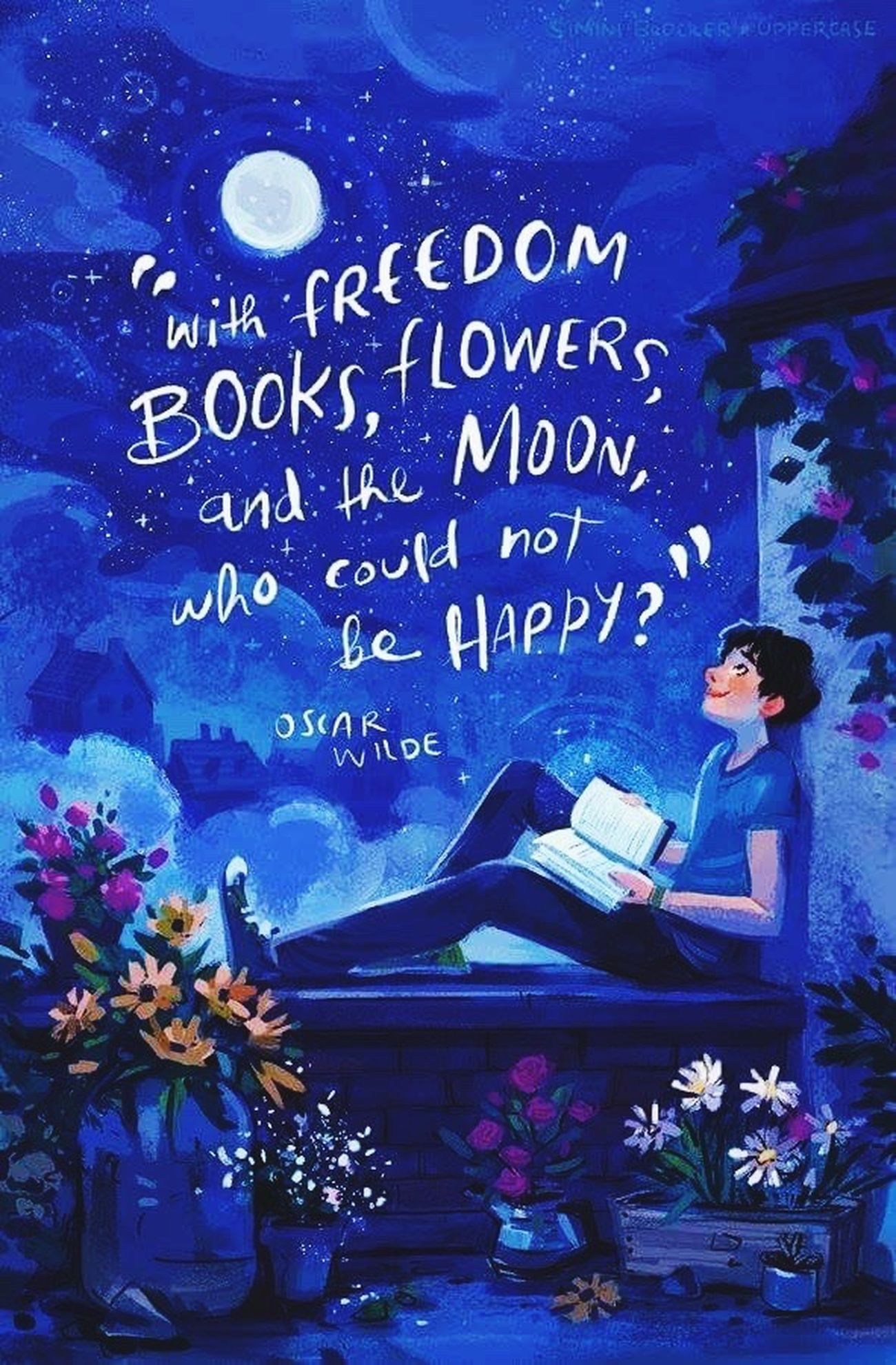Happiness ☺️😊 Happy People Oscarwilde Quotes One Person BookQuotes Books