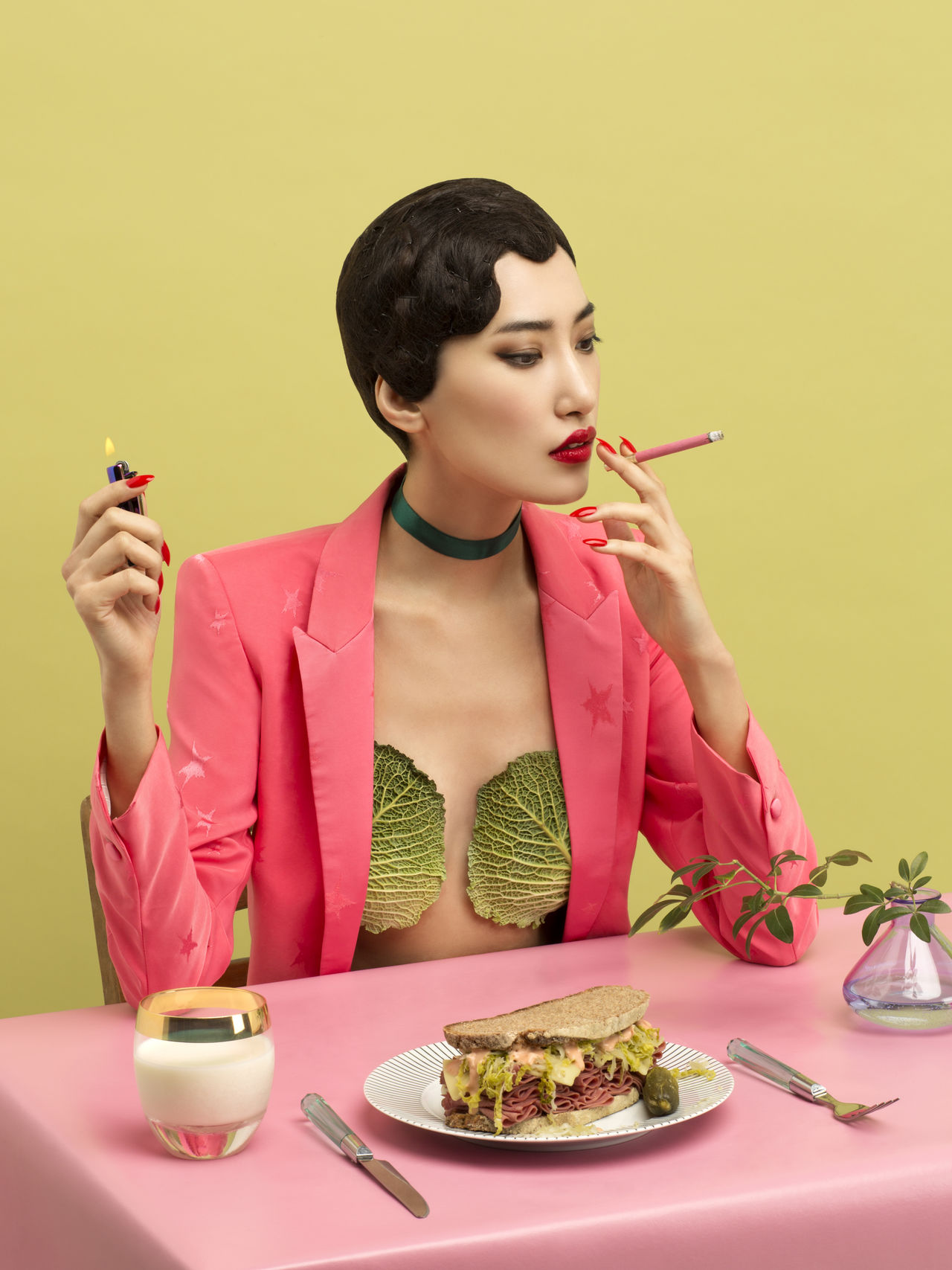 Photography: ALEKSANDRA KINGO, Styling: LUCY-RUTH HATHAWAY, Art Direction: GEM FLETCHER