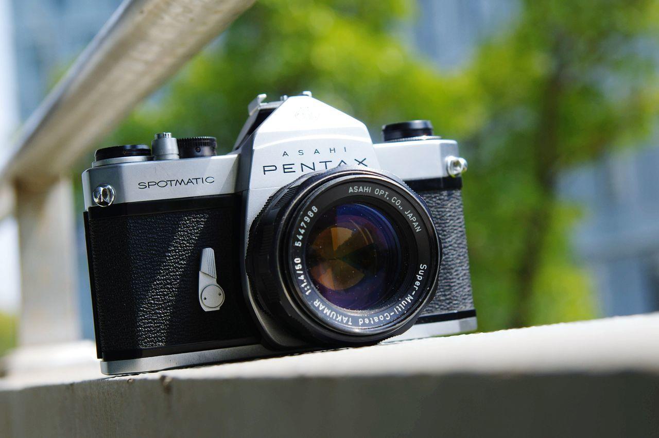 Pentax Spotmatic Pentaxspotmatic Pentaxsp Classic Camera Lieblingsteil Camera EyeEm New Here EyeEmNewHere