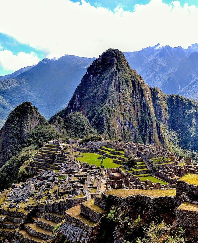Le fameux Macchu Pichu , Majestueux, époustouflant , à Couper Le Souffle , Leplusbeaujourdemavie PÉROU Peru