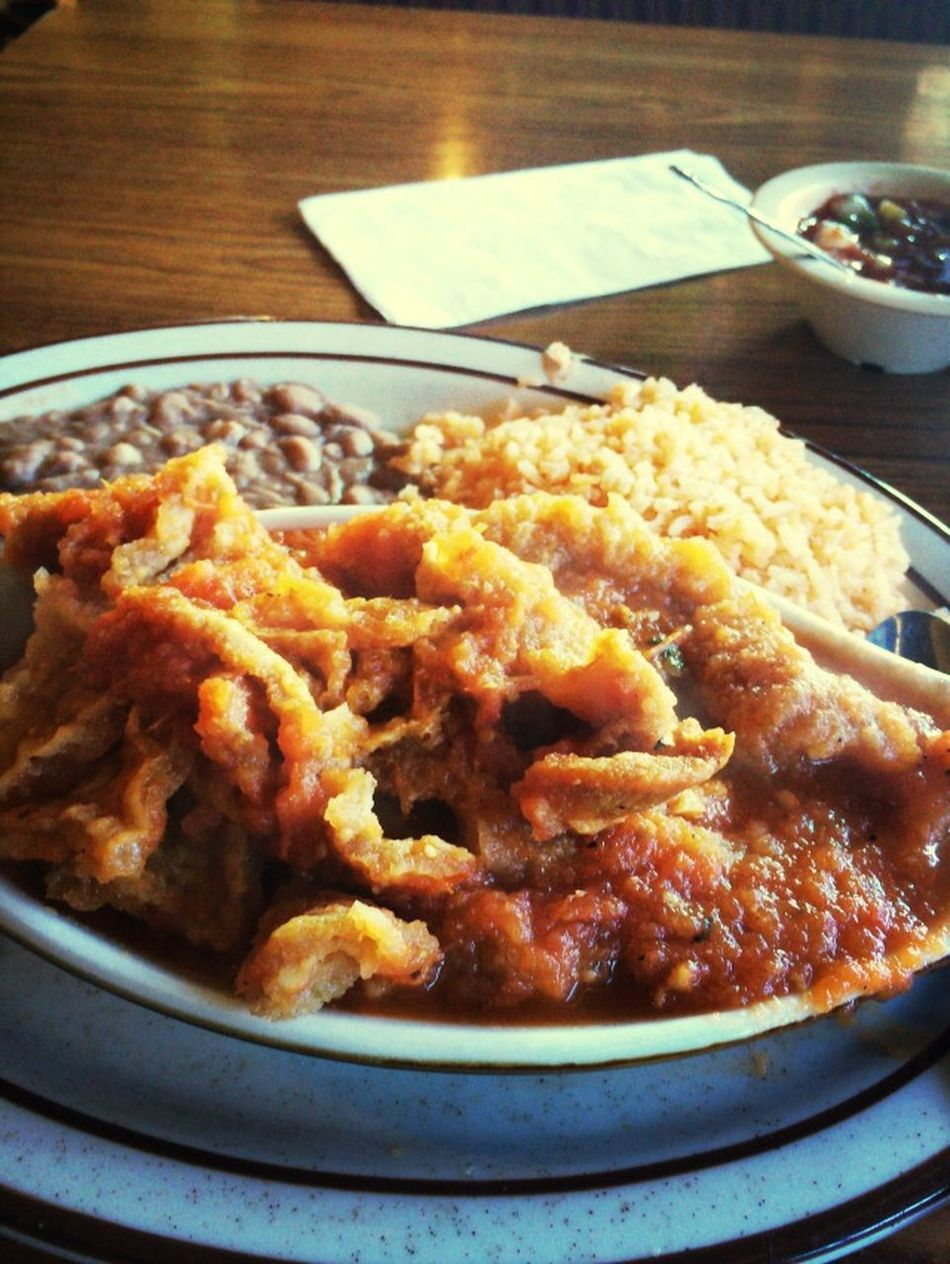 Chicarron Mexican Food