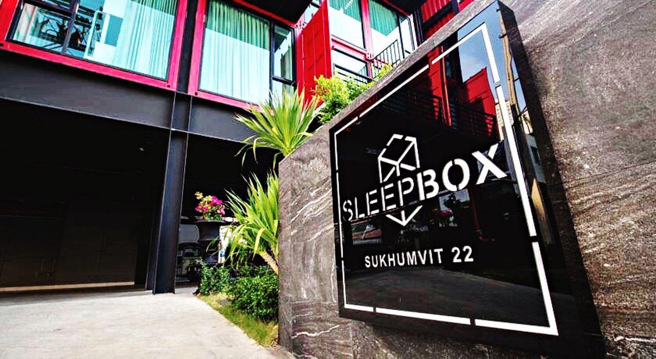 Sukhumvit 22 Sleepbox Beauty Thailand Bangkok Thailand. Hotel