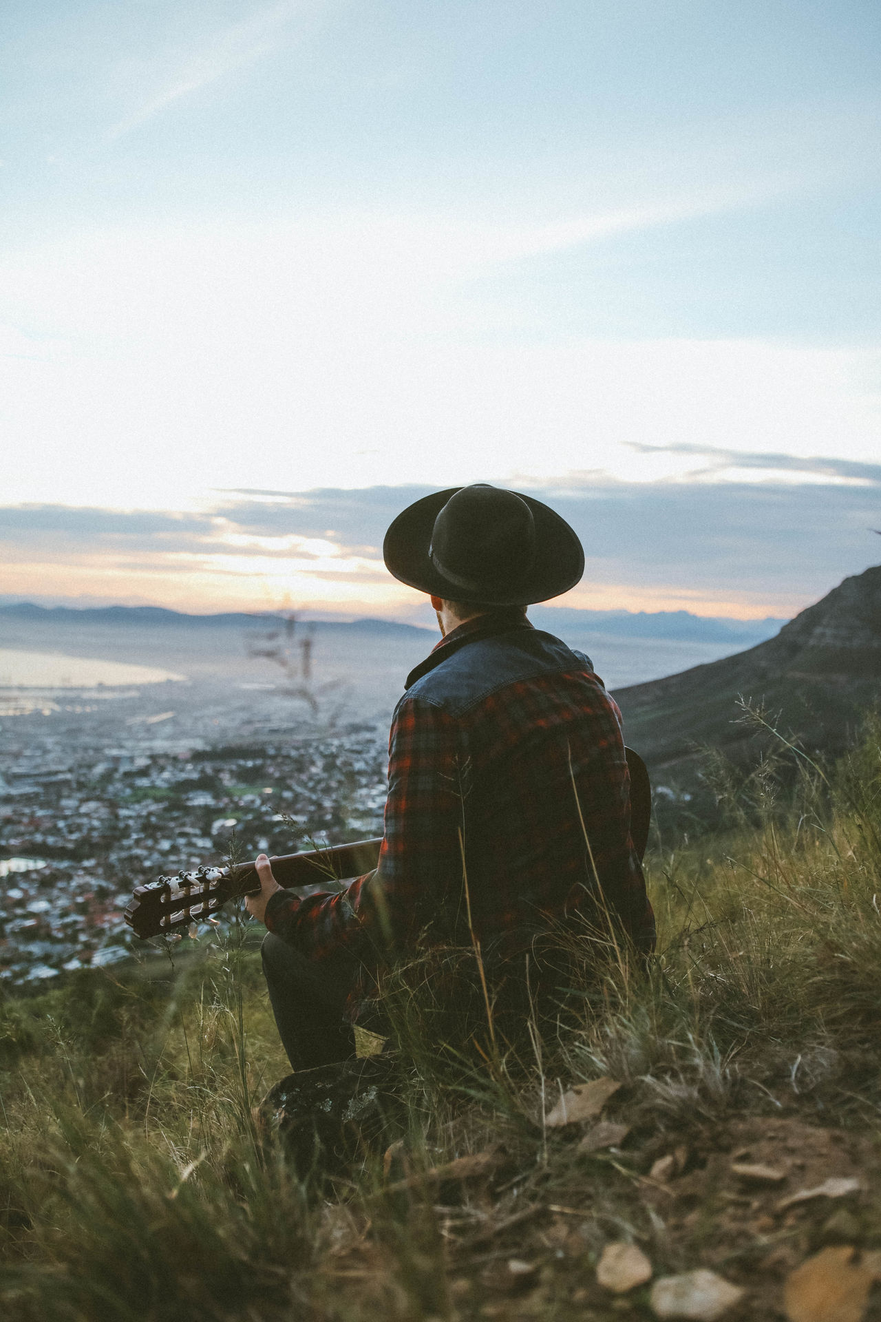 Beautiful stock photos of africa, Beauty In Nature, Getting Away From It All, Guitar, Horizon Over Water