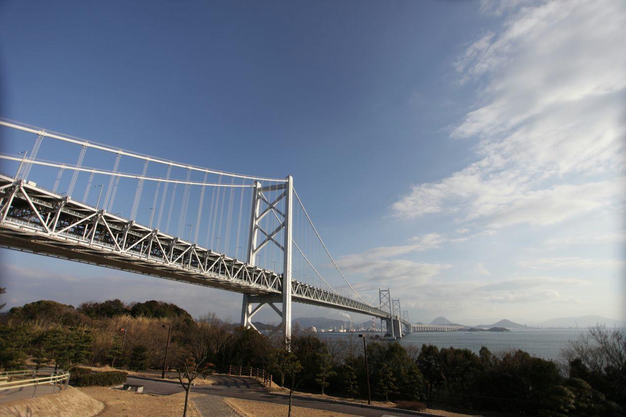 車で渡るのは初めて♪(*^^)/ Taking Photos Enjoying Life Bridges 橋 瀬戸大橋 旅行 Travel Japanese Style