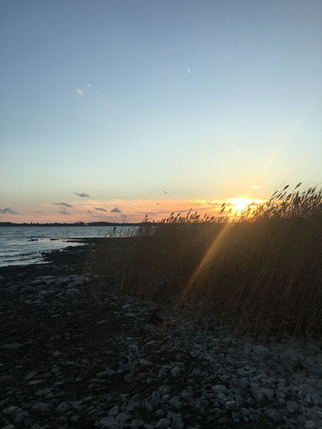 Sunset Baltic Sea Goodnight Baltics2k16