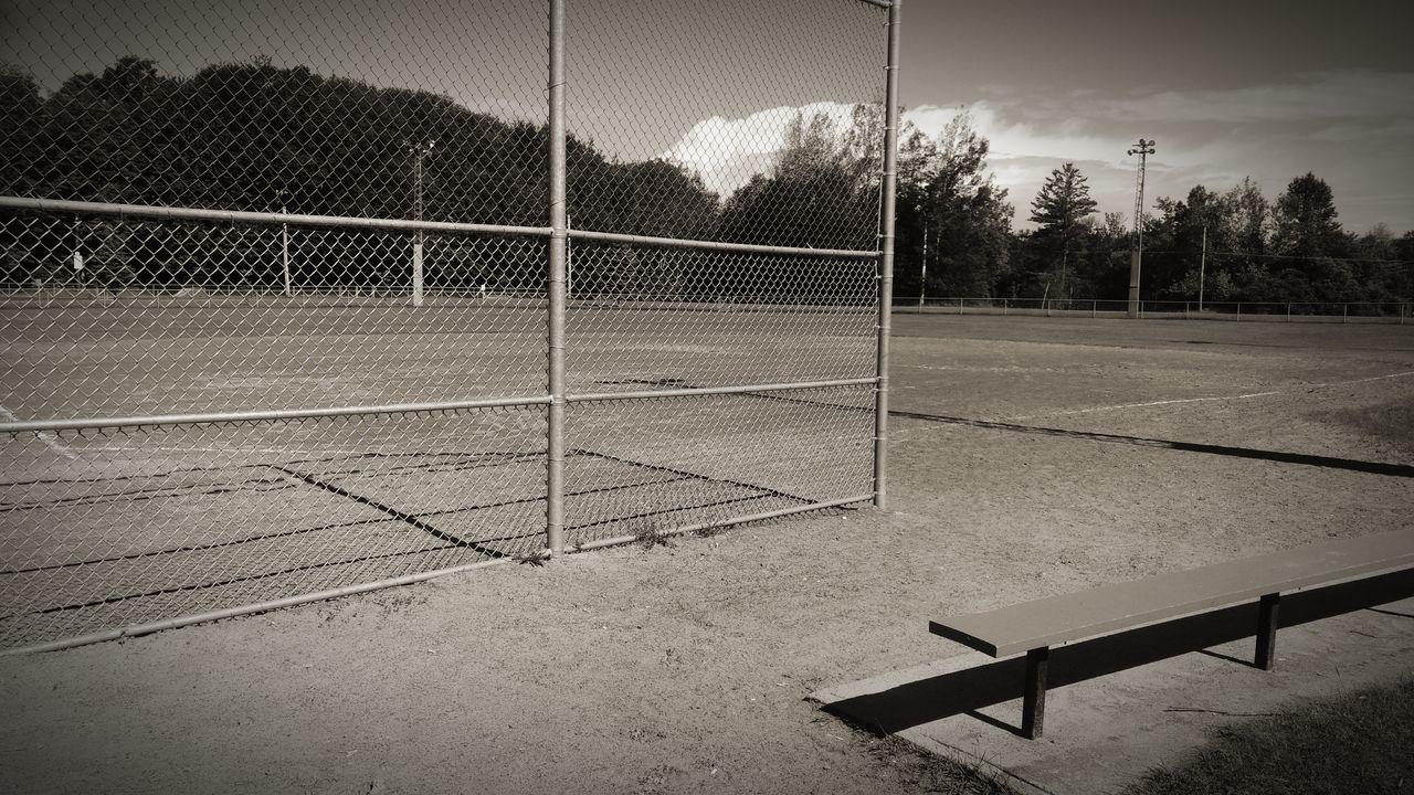 Empty Playing Field