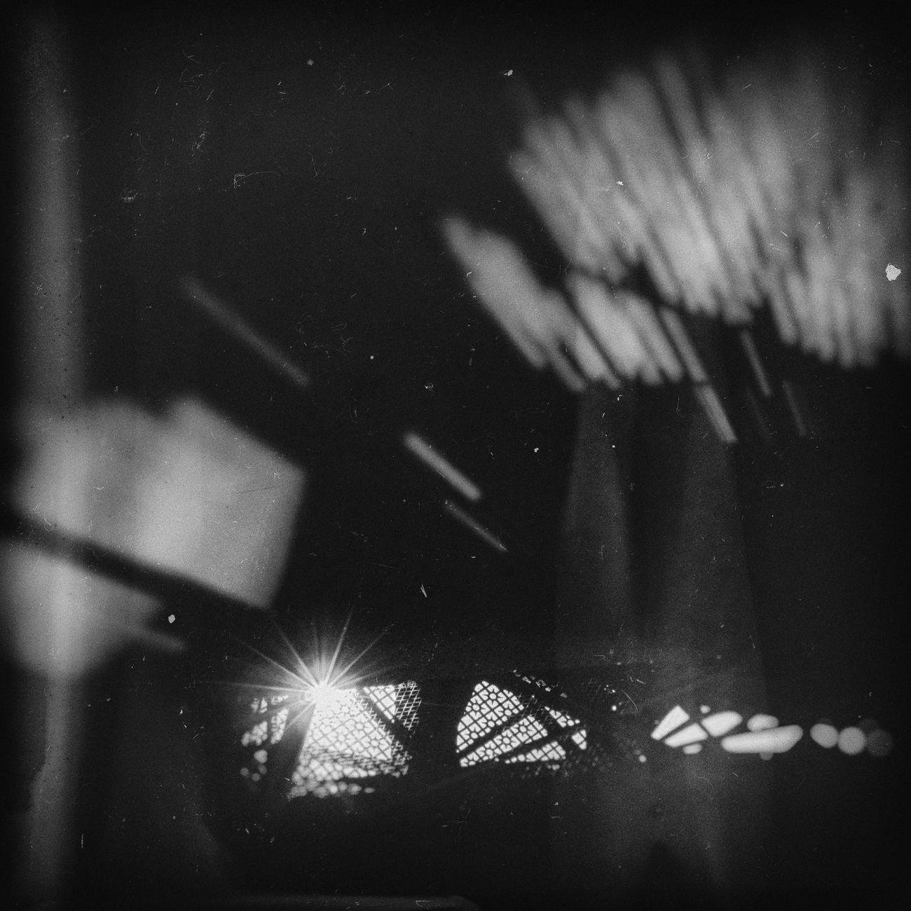 Abstract Dark Darkness And Light Day Focus On Shadow Grunge Illuminated Mopnochrome No People Sun Sunbeam Sunlight