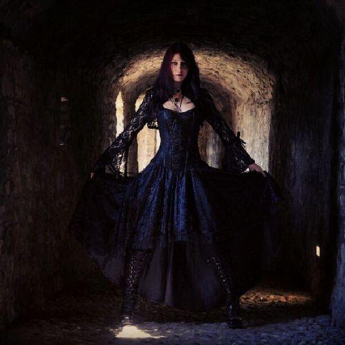 Bardi Castle Gothic Self Gothique Gothic Beauty  Gothicgirl My Unique Style