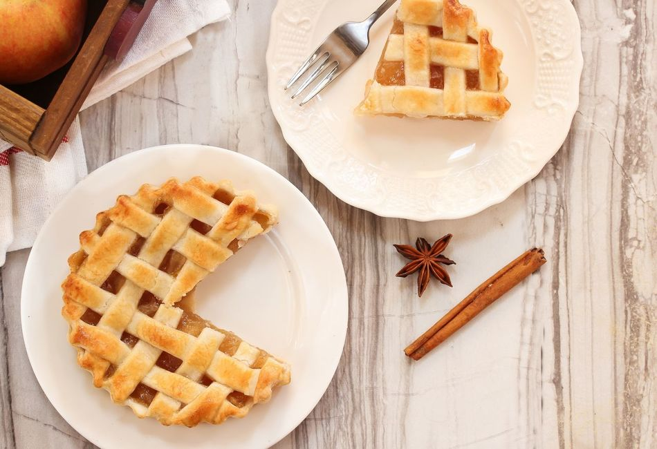 Beautiful stock photos of erntedankfest,  Cinnamon,  Dessert,  Directly Above,  Food