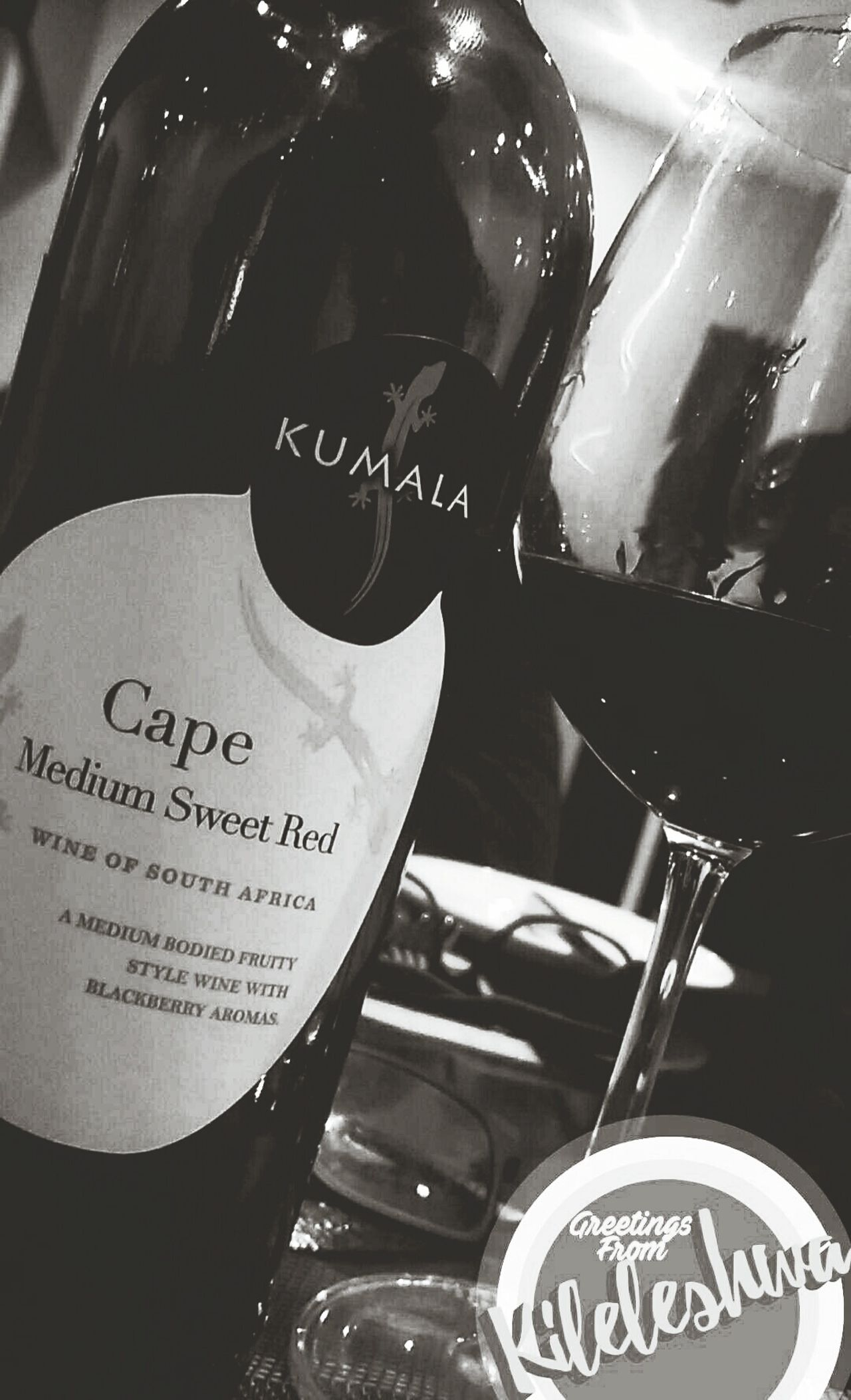 Kumala Cape  Wine ...yes i love Wine Moments