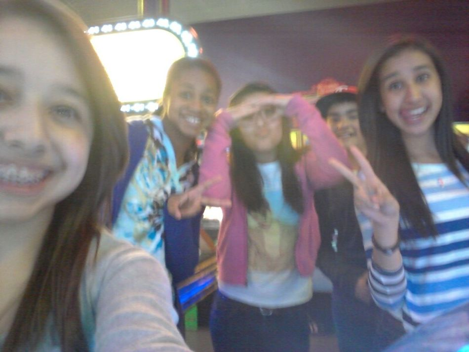 Peter piper with the besties(: