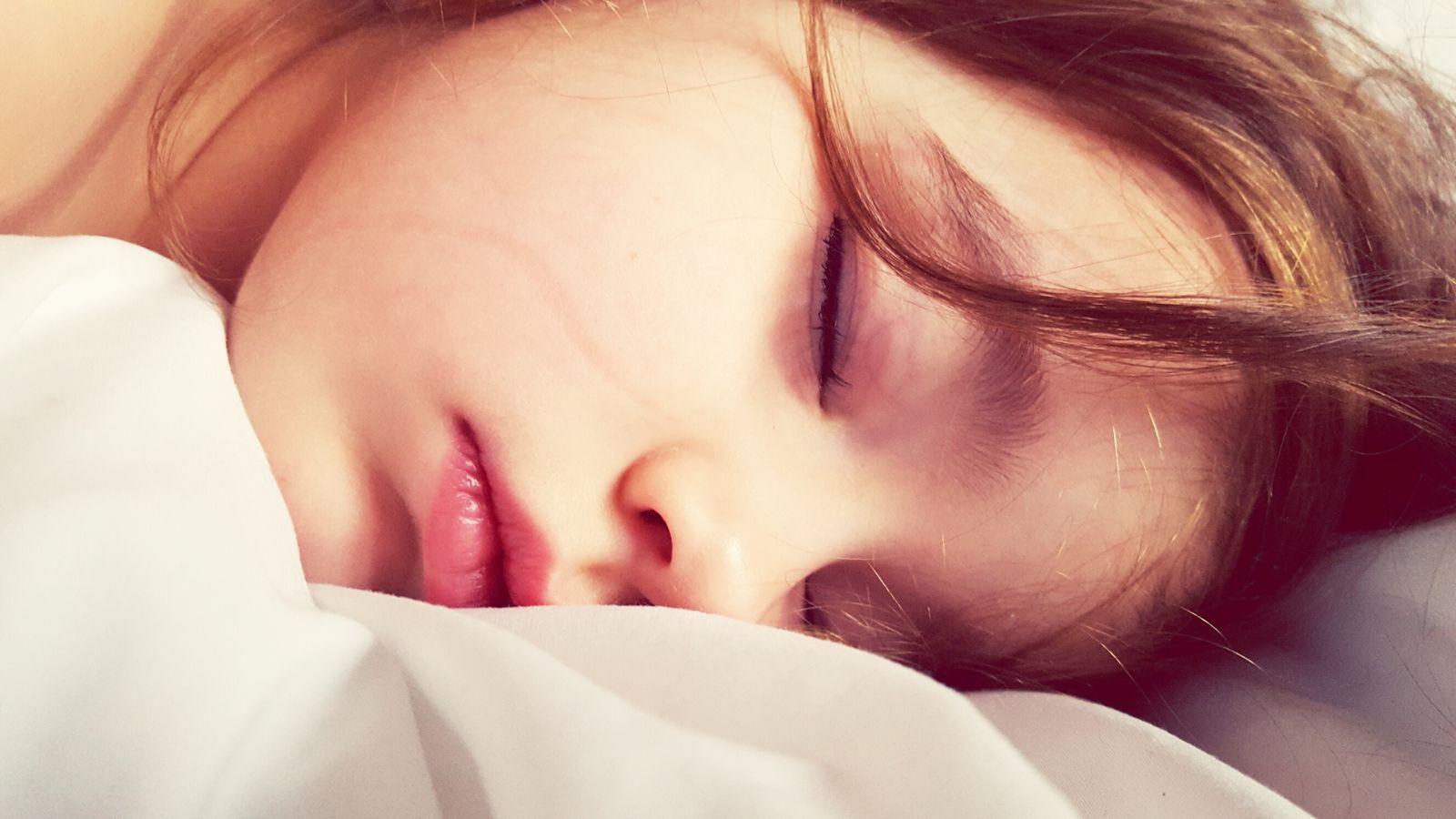 Baby Sleeping Sleeping Girl Phonecamera Smartphone Childhood Child Sleeping Baby  Relaxation Pure Beauty Calm Moment Children Photography Moment Of Silence Innocence
