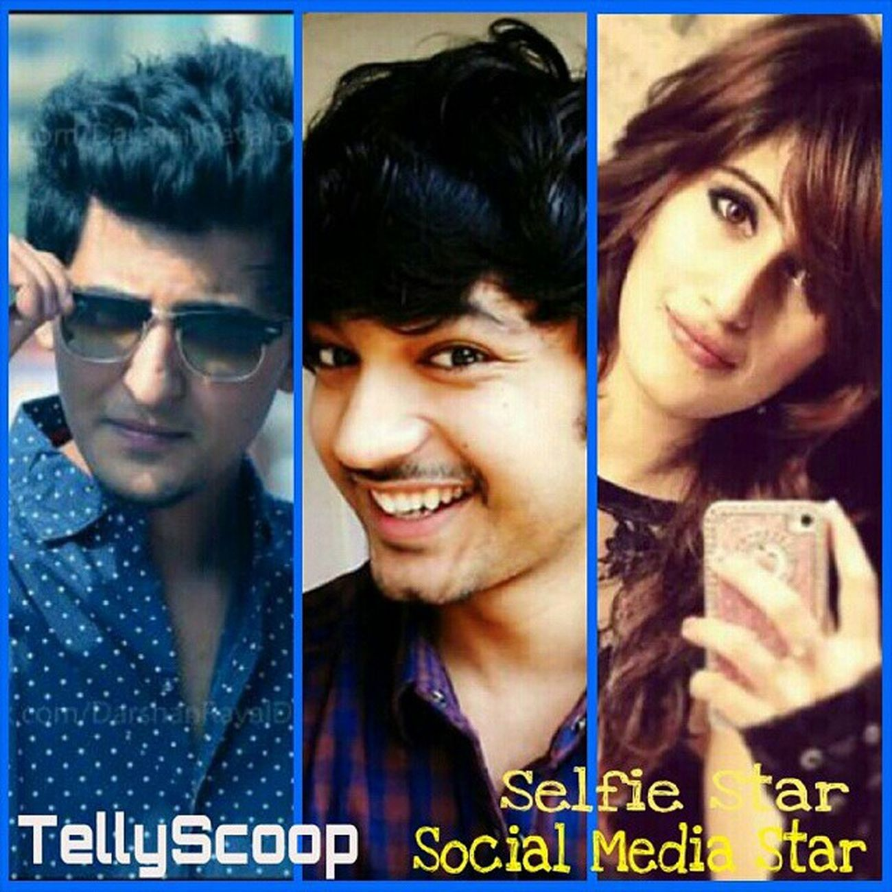@priya_jalu @Telly_Scoop I want to nominate @darshanravaldz and @mohitgaur7991 for Selfiestar and SocialMediaStar