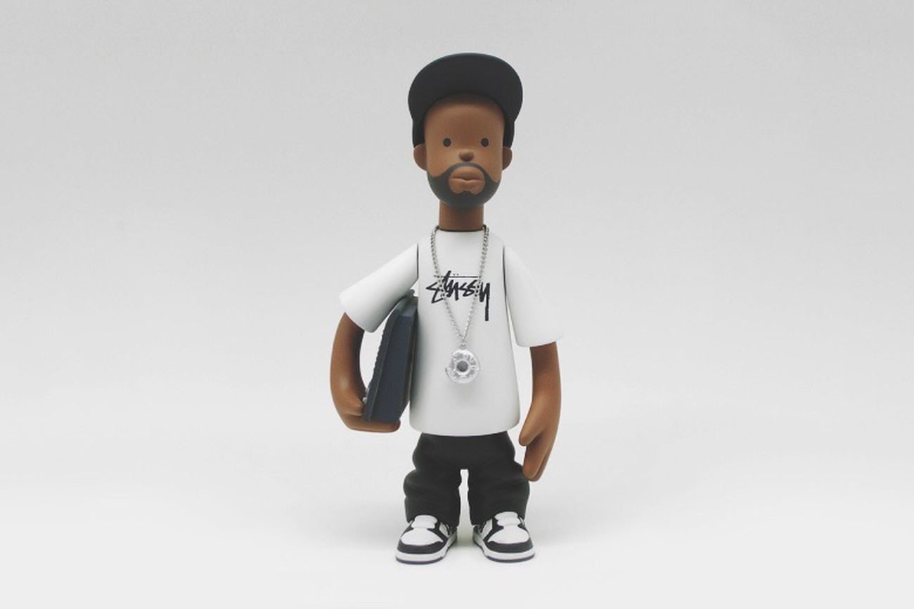 Stussy x Pay Jay Productions J Dilla Toy Stussy Jdilla Theredtriangle Toys