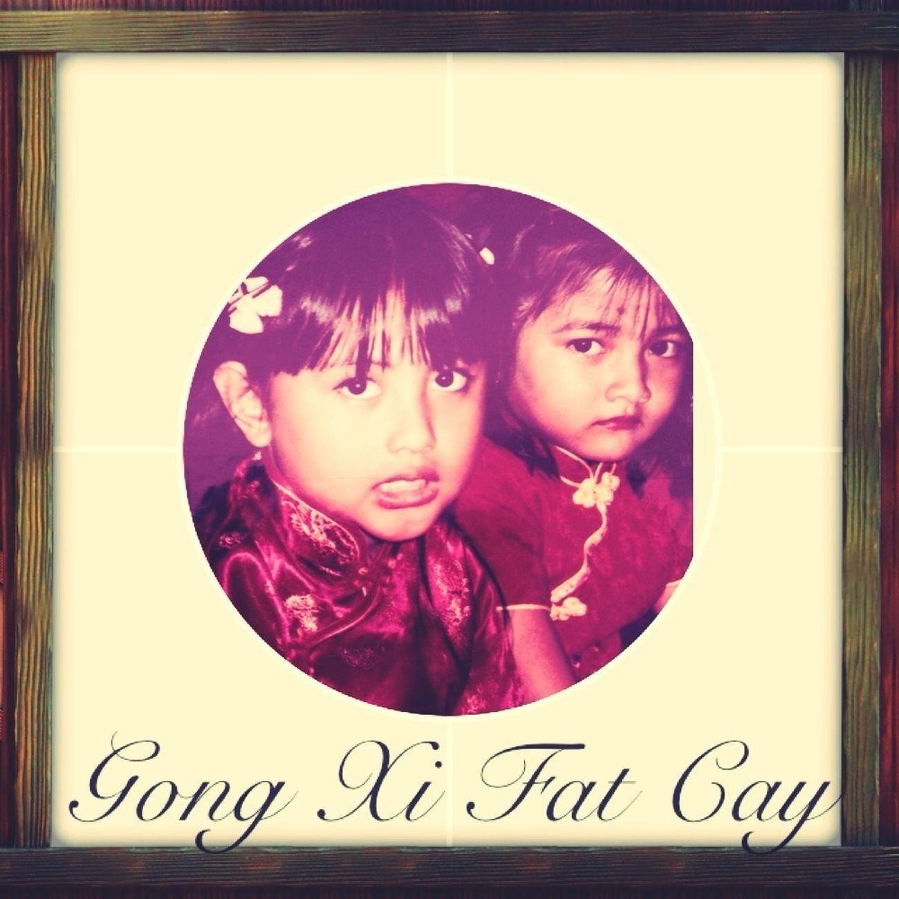 Happy Lunar Gong Xi Fat Cay