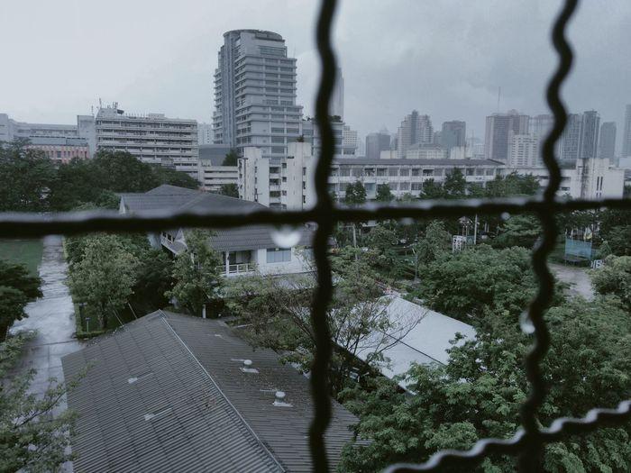 Raindrops Rainy Days Bangkok First Eyeem Photo