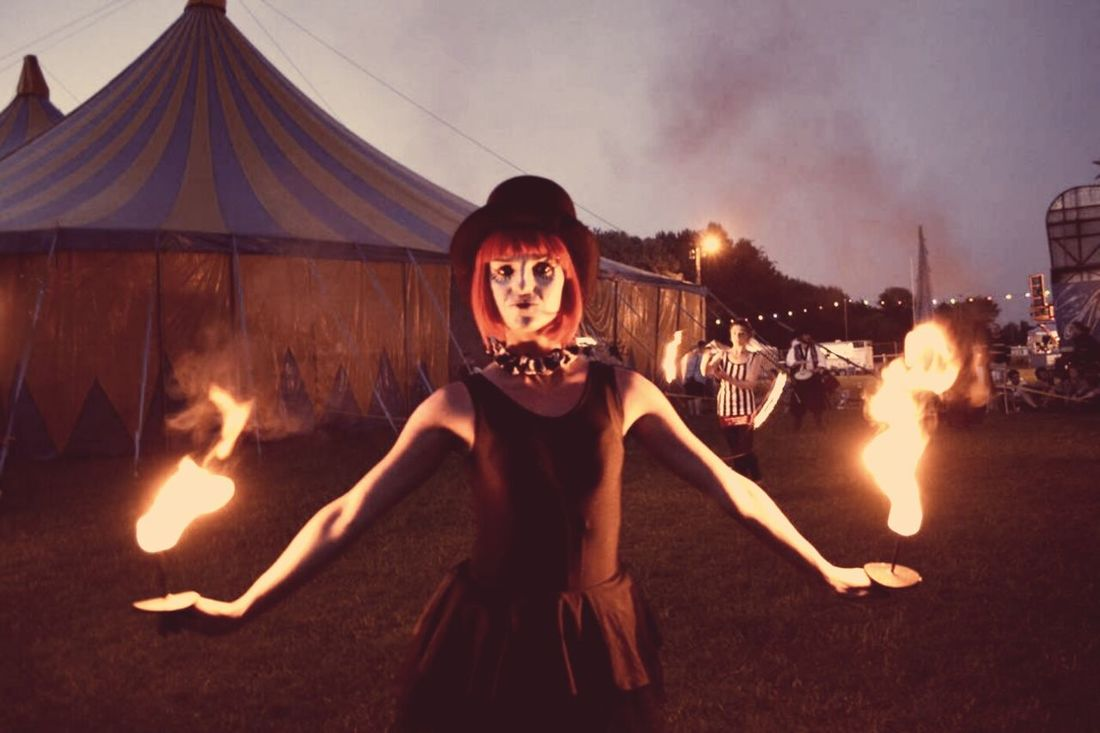 Thats Me  Firedancer Hello World Enjoying Life Festival Taking Photos Dancers Circus Fire FireDancers Dancing Alternative Fitness EyeEm Best Shots