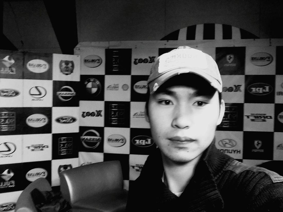 Hello World That's Me! Enjoying Life TV Studio Working