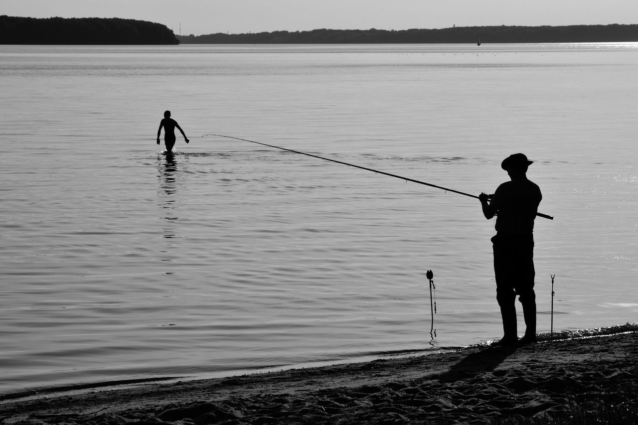 Beautiful stock photos of engel, Beauty In Nature, Day, Fishing, Fishing Rod