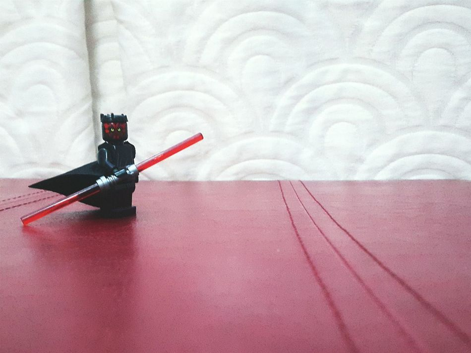 Starwars Starwarslego Star Wars LEGO Legophotography Lego Minifigures Lego Time! Lego Star Wars  Lego Art Legostarwars Legominifigures DarthMaul Darth Maul Freaky FrEaKs TheForceAwakens Star Wars Love Light And Shadow Minimalism Minimalist Hipster Taking Photos Colors Getting Inspired That's Me!