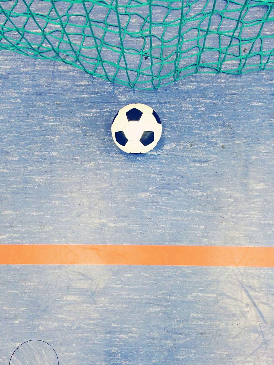 Beautiful stock photos of football, Goal Post, High Angle View, Indoors, Net