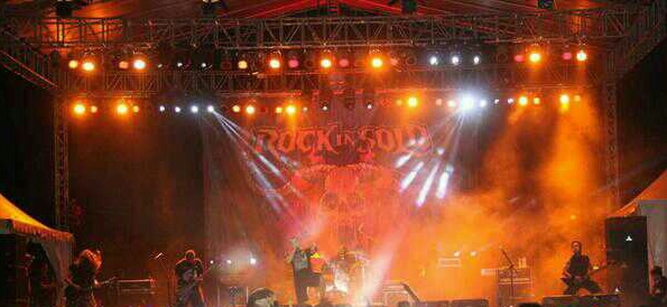 Rock In Solo RIS2013 Rockinsolo Rockfest INDONESIA