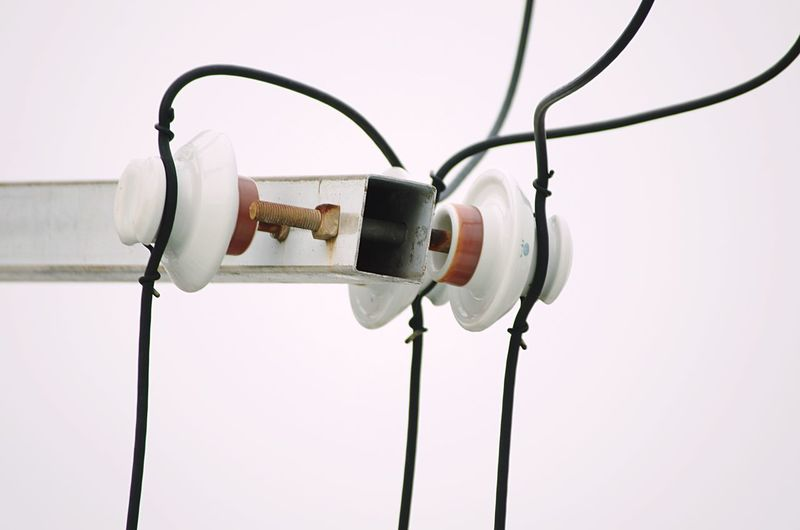 Electricity  Electric Wire Simplicity Minimalism Minimalobsession Urban Geometry Getting Inspired Smart Simplicity Streetphotography Insulators Minimalist Architecture