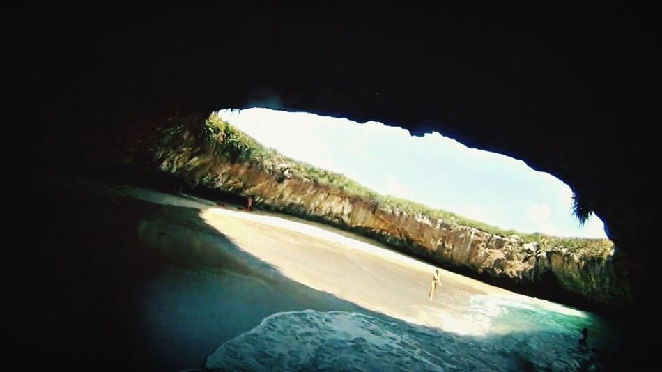 Playa Escondida Puerto Vallarta Maravillas De La Naturaleza Nature