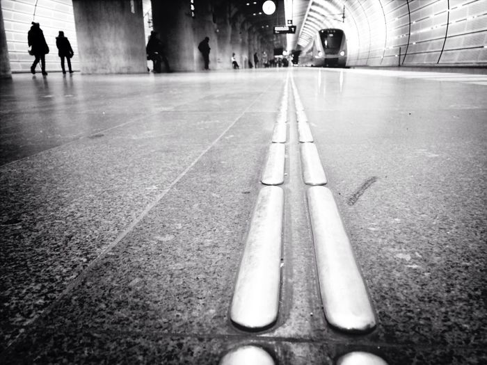 Monochrome Trainstations Goodmorning Life From a great view…
