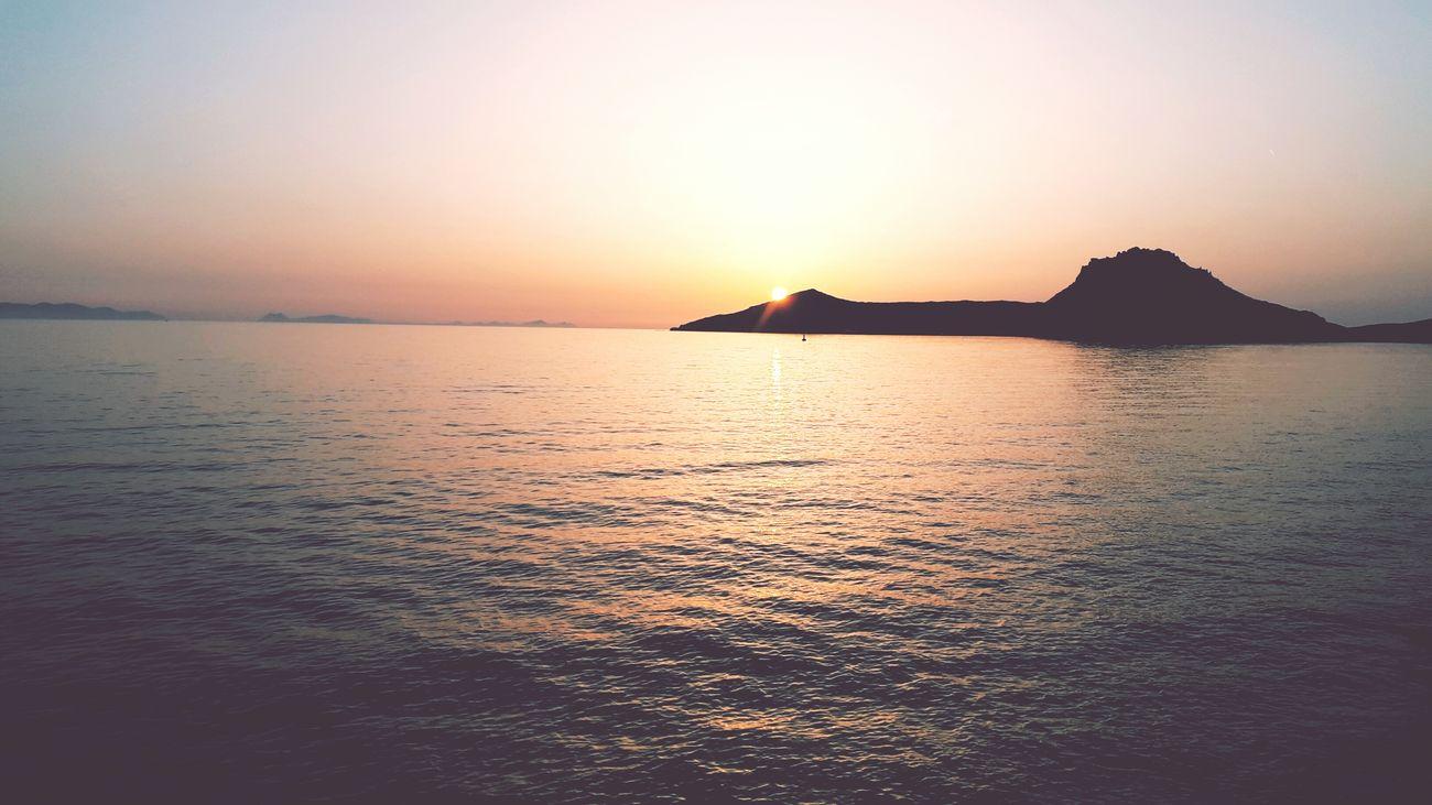 Sunset ;)