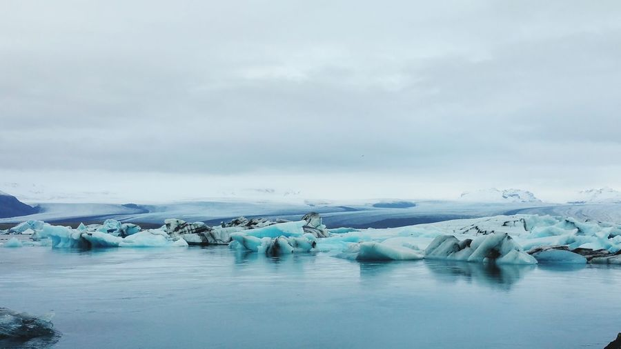 Finding New Frontiers blue glacier Frozen Beauty In Nature Lonely Place  Iceland Memories Traveling Home For The Holidays