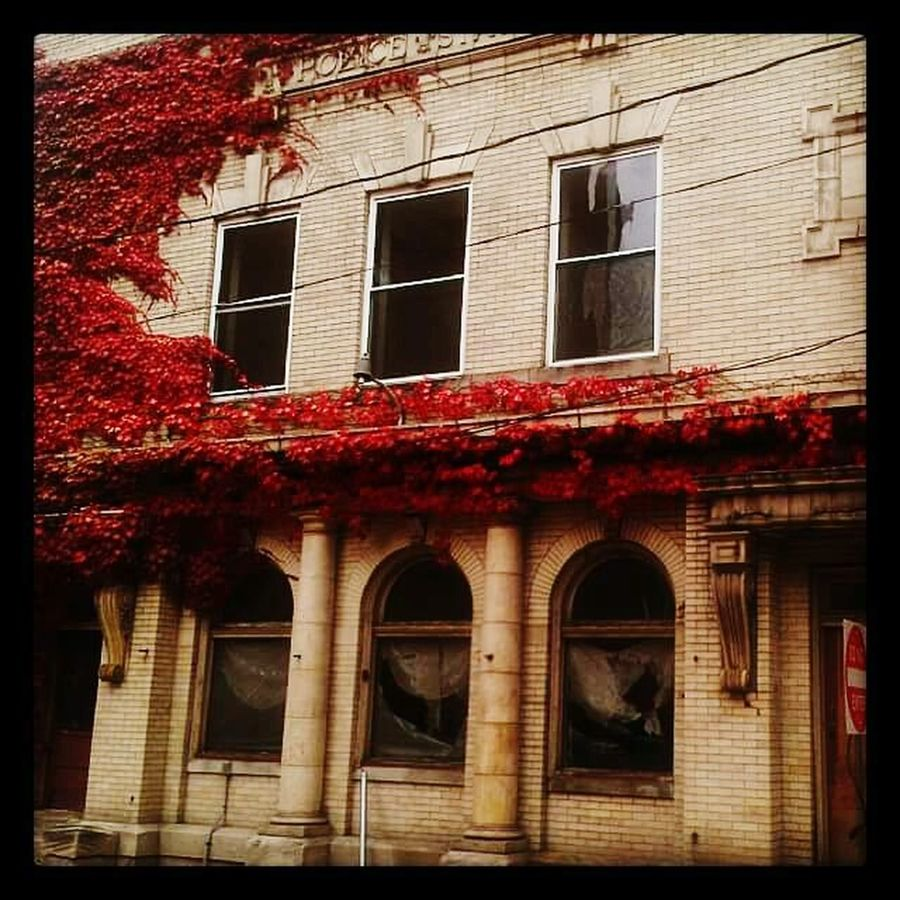 Old building Buildings Uniontown, Pa