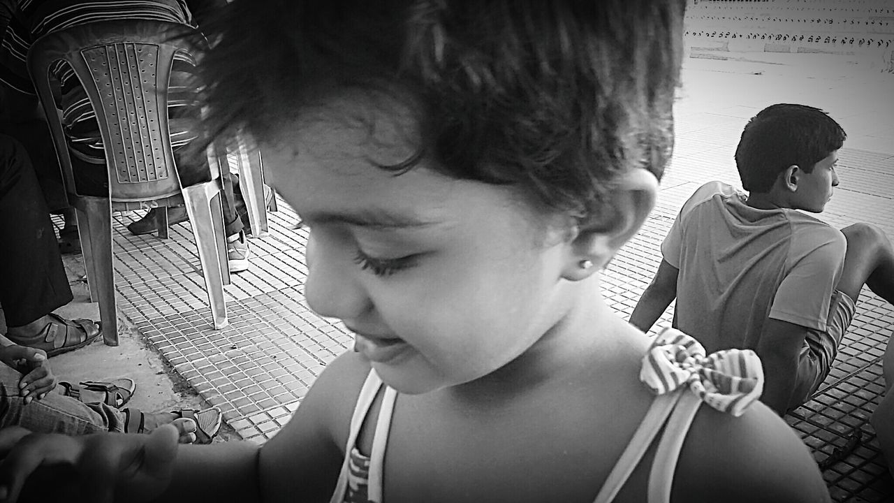 Bnw_friday_eyeemchallenge High-key Photography Innocent Smile.....wish if i were a child again... EyeEm Gallery Eye4photography  Blackandwhite Blackandwhite Photography Check This Out EyeEm Best Shots Hanging Out Hello World ✌ Ladyphotographerofthemonth Sweet Smile Expressions With Love From India💚