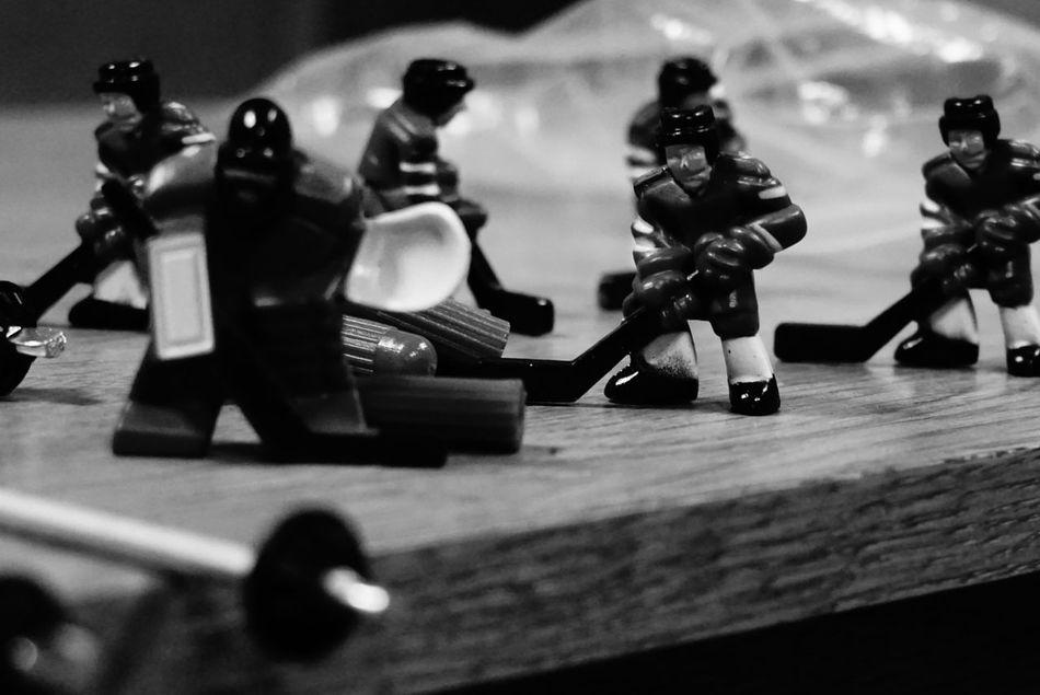 Up Close Street Photography Hockey Table Hockey Hawaii