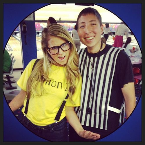 @cschillizzi @FrameSwagg Referee Minion  Moviecostume Bowling scsunso2013