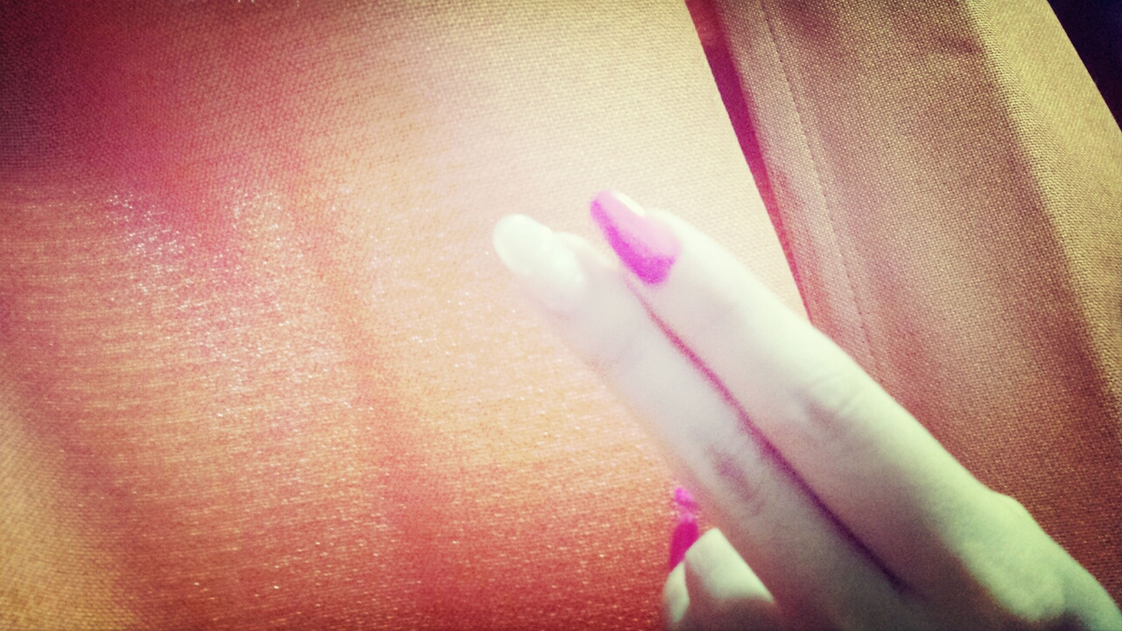 person, part of, low section, indoors, lifestyles, personal perspective, cropped, human finger, human foot, barefoot, pink color, unrecognizable person, leisure activity, close-up, red