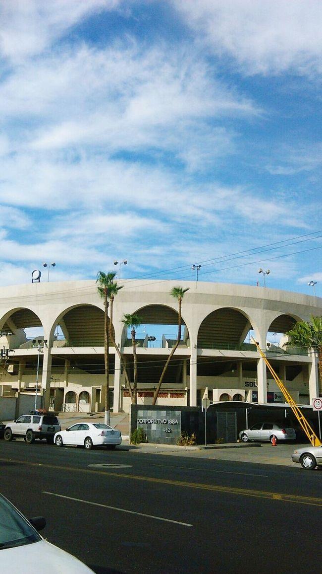 La Monumenta Plaza de Toros Calafia! Lugar de abrigo de muchos artistas de renombre, Mexicali Baja California Mexico...
