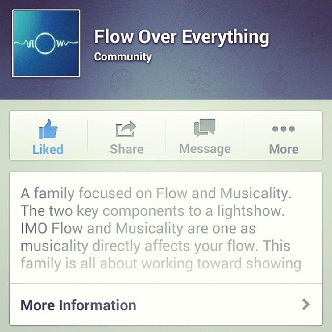 Head over to my buddy's fam page and toss them a look! Supporting a positive movement towards our gloving community! Glovingmovement Flowovereverythimg Gloving Lightshows support