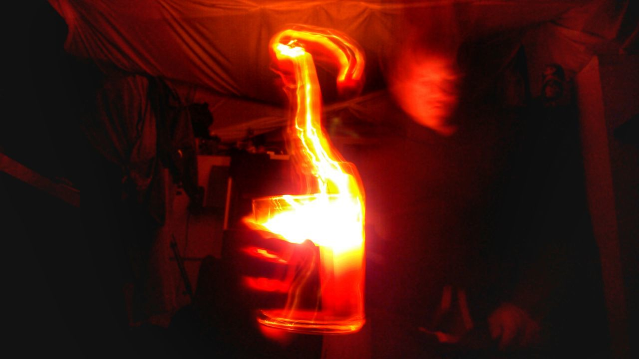 Master of the elements Firestarter Candle Flame Elements Of Nature Orange Long Exposure Wizardry First Eyeem Photo Light And Shadow Fire April Showcase Magic Sorcery