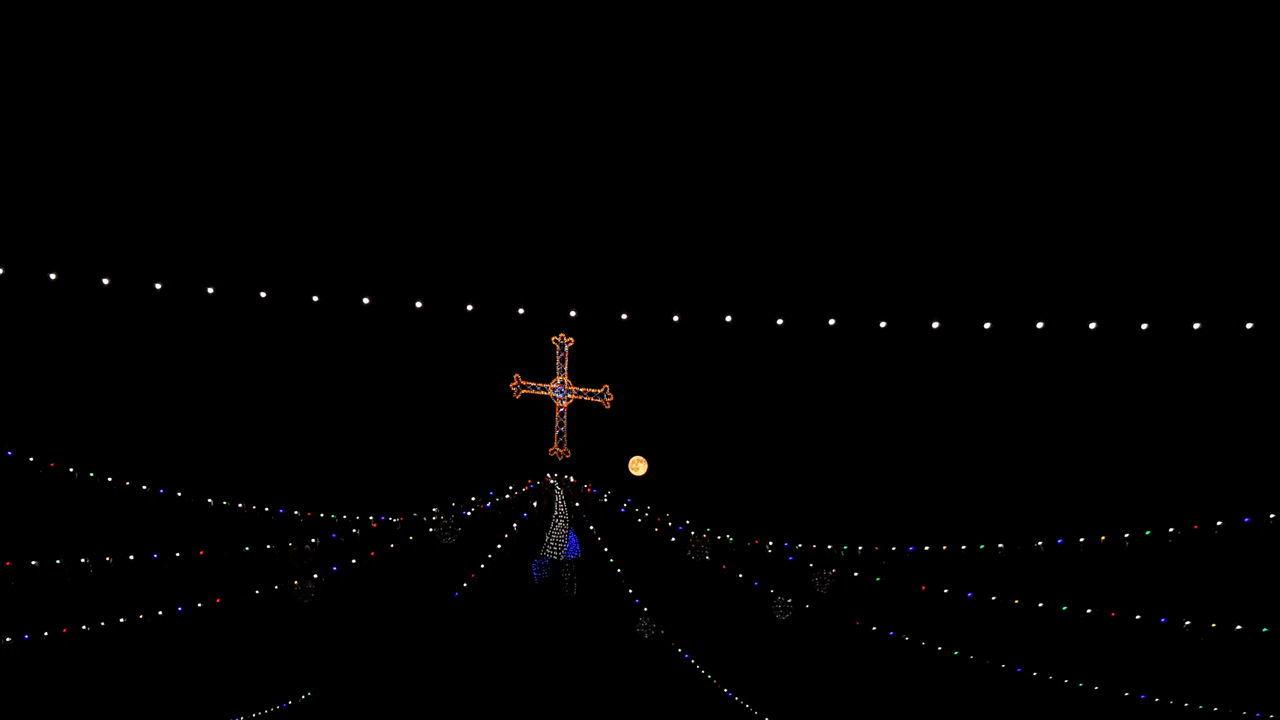 Night Lighting Equipment Illuminated Nightlife Celebration Outdoors No People Sky City Popular Music Concert Nature Holidays ☀ Summer ☀ Party Time Cabueñes Asturias , Spain EyeEmNewHere